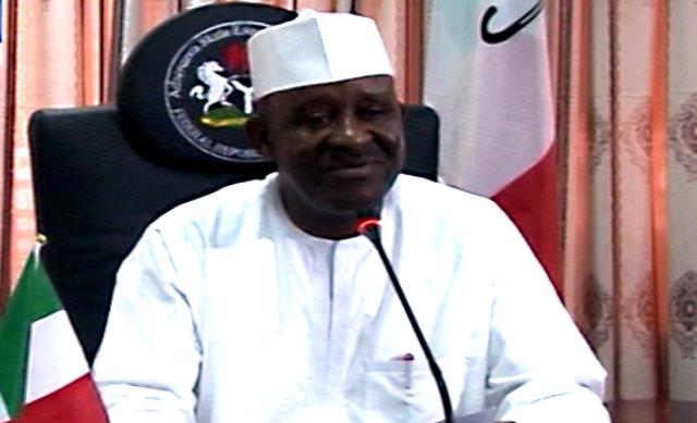 Former Governor of Adamawa State, James Ngilari