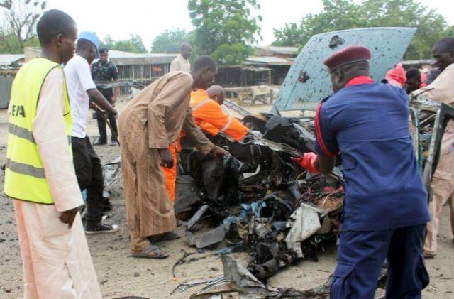 Suicide Bombers Hit Maiduguri Again, 3 Dead