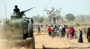Thousands Flee Boko Haram Attacks In Borno State