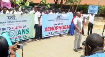 Xenophobic Attacks: NLC Wants South Africa To Prosecute Culprits