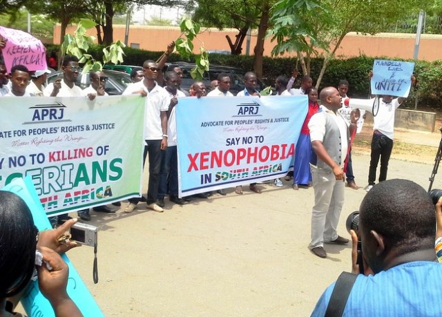 Xenophobic Attacks - NLC Wants South African To Prosecute Culprits