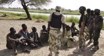 61 Terror Suspects Die In Borno Army Barracks