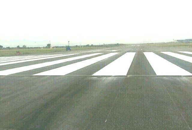 Abuja airport reopens Monday