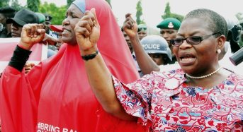 BBOG Demands More Govt Action On Rescue Of Chibok Girls