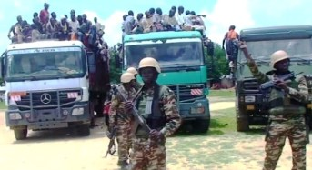 Boko Haram Victims Forcefully Deported From Cameroon Narrate Ordeals