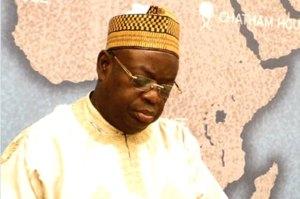 Former Niger State Governor, Aliyu Babangida