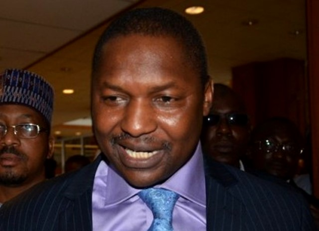 Nigeria's Attorney General and Minister of Justice, Abubakar Malami