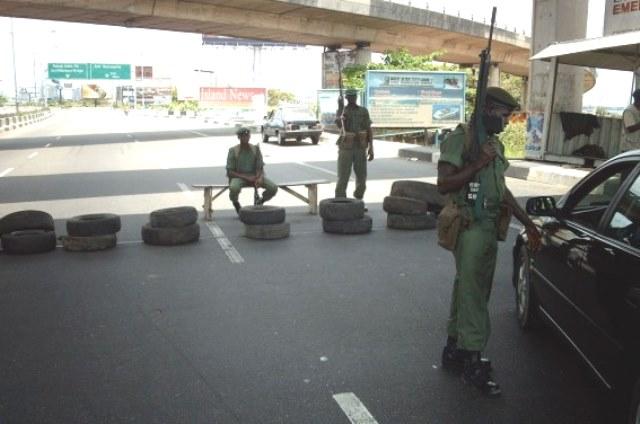 IGP Orders Immediate Dismantling Of Illegal Road Blocks