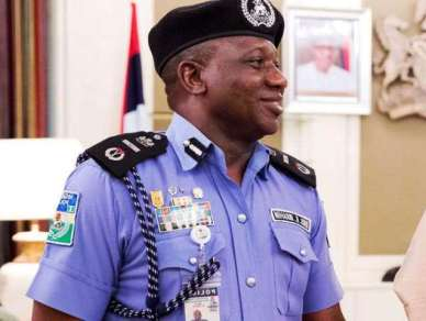 Inspector-General of Police, Ibrahim Idris