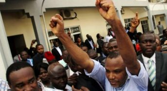 Leader Of Biafra Group, Nnamdi Kanu Gets Bail
