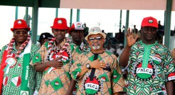May Day: FG Commits To Improvement Of Workers' Welfare