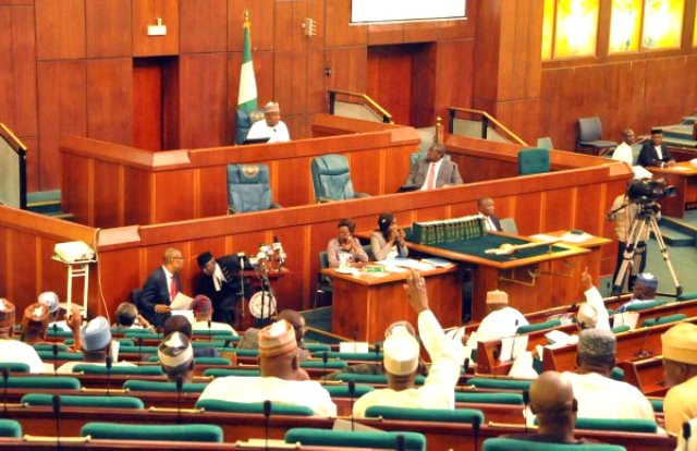 Reps Want 20 year Jail Term For Financial Crimes