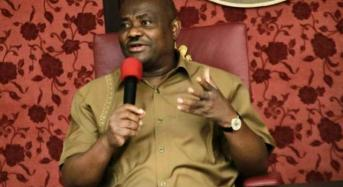 Rivers Governor Claims Money Found By EFCC Belongs To State