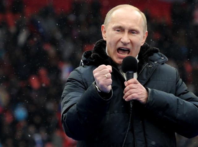 Russian President, Vladmir Putin
