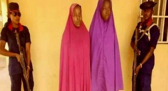 Teenage 'Wife' Of Boko Haram Leader Rescued