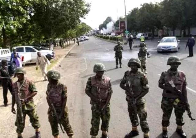 Three Killed In Police-Army Clash In Yobe State