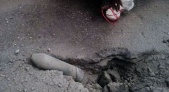 Troops Clear Explosives Buried Along Roads In Borno