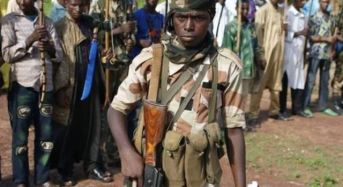 US Sanctions Rebel Leaders In Central African Republic
