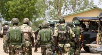Army Arrests Mercenary, 12 Other Suspected Criminals In Taraba
