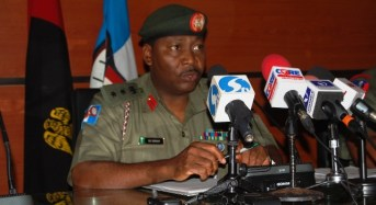 Army Urges Nigerians To Discountenance Boko Haram Videos