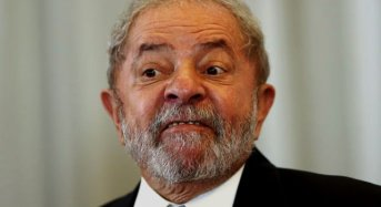 Brazil's Former President Appears In Court Over Corruption