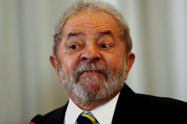 Former Brazilian President, Luiz Inacio Lula da Silva