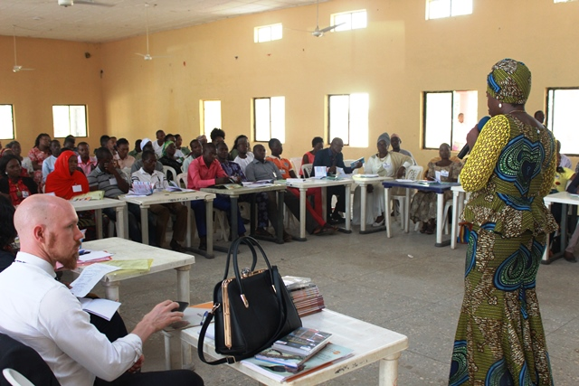 Group Trains 102 Advocates For Ending Female Genital Mutilation