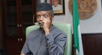 I Will Sign 2017 Budget If… Ag President Osinbajo