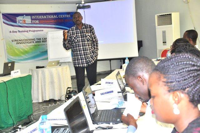 ICIR Calls Invites Entries For Investigative Journalism Training