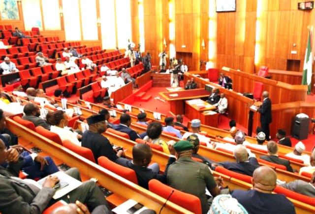 IGR Probe - Varsities Accuse Senators Of Demanding Bribe