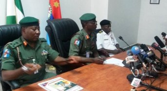 Nigerian Military Says No Confirmation Of Coup Plot