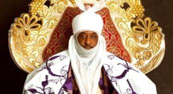 Osinbajo, Sultan, Ganduje 'Save' Emir Sanusi