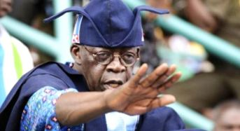Tinubu Warns Against Military Coup