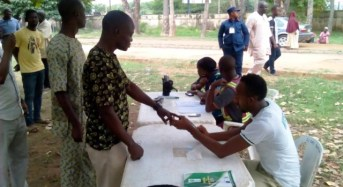 Turn Out Impressive In Ongoing Voter Registration