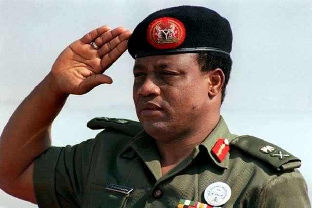 General Ibrahim Babangida (Rtd), former Nigerian Head of State.