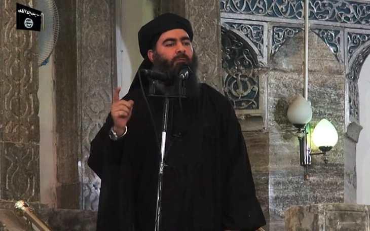 Abu Bakr al-Baghdadi 3
