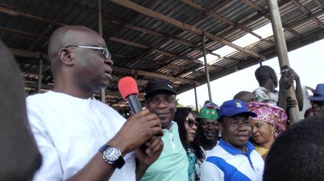 Fayose: I'm the speaker of Ekiti assembly... Go and perish if you don't like it