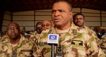 Boko Haram has returned to Sambisa Forest, air force confesses