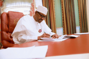 Buhari accepts new AU anti-corruption assignment