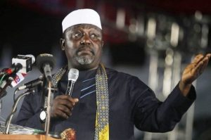 Buhari will return to Nigeria in two weeks – Okorocha