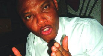 Kanu: Biafra not just for Ndigbo… it's a fight for the survival of Christians