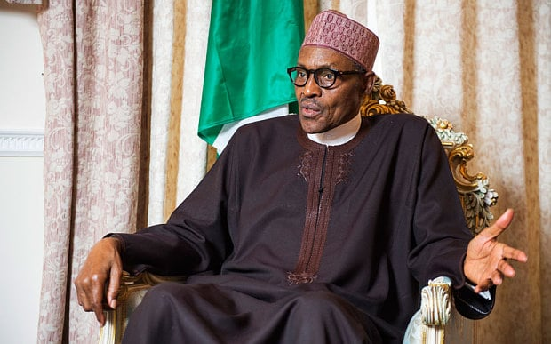 QUESTION: For how long can Buhari stay in London and remain president? Dicey