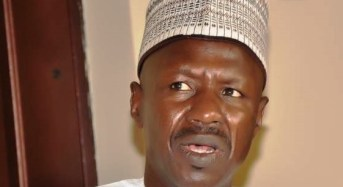 Magu: Banks create enabling environment for looters, that's why they want to take NFIU away from EFCC