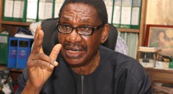 Con men 'trying to rope Sagay committee in $850m scandal'