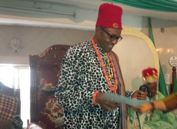 Muhammadu Okechukwu Buhari will not abandon you, Adesina tells Igbo delegation