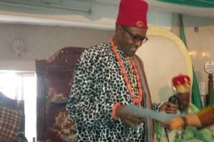 Adesina to South East delegation - Muhammadu Okechukwu Buhari will not abandon you