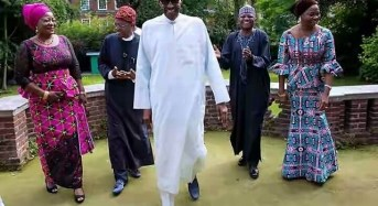 Buhari returns today, to address Nigerians on Monday