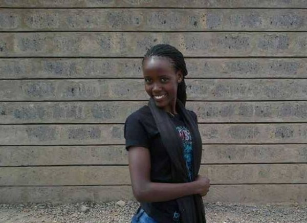 Cynthia Muge 24-year-old female candidate defeat powerful ruling party candidate in Kenya4