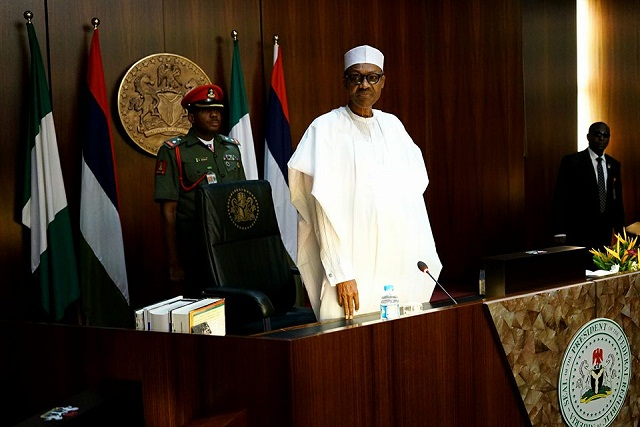 FLASHBACK: How Buhari skipped four FEC meetings before travelling to the UK