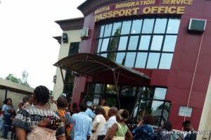 INVESTIGATION - Corruption, extortion reign at Nigeria Immigration passport office (Part 1)
